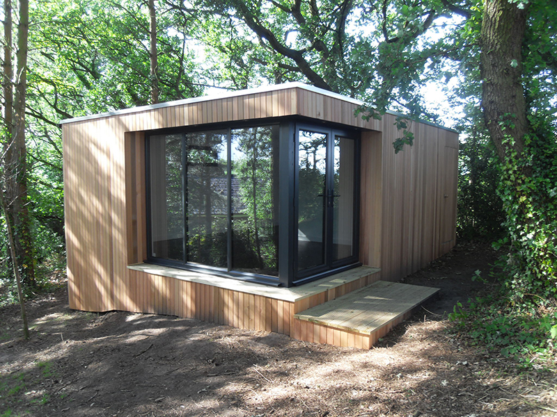 Garden office by INSITU Garden Office
