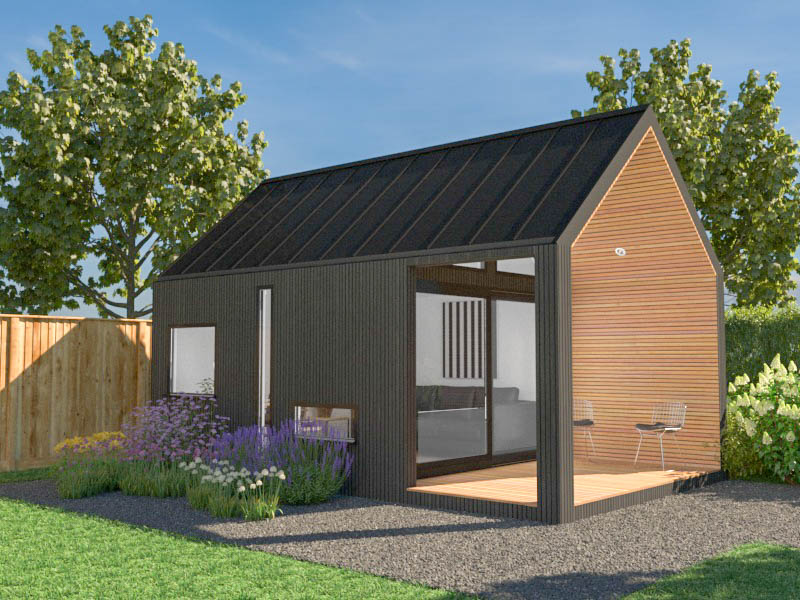 If you want to create a unique garden office, you'll want to work with a bespoke design specialist