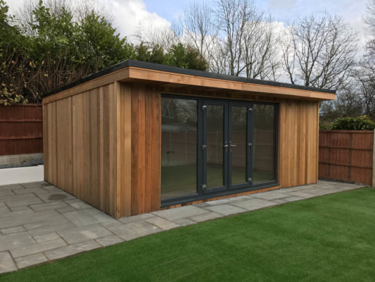 Garden offices by Hargreaves Garden Rooms